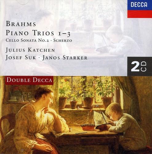 Pno Trios 1-3 Cello Sonata No.2
