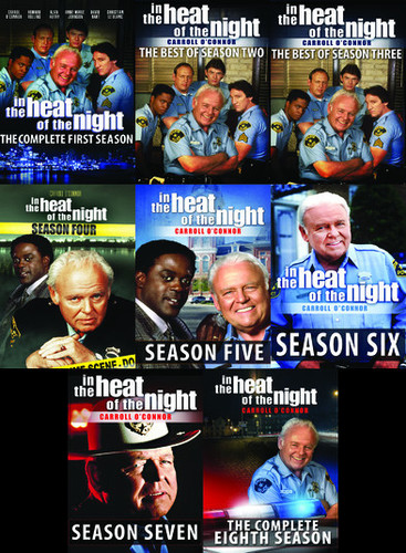 In the Heat of the Night: Series Collector's Edition