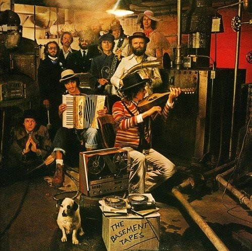 Bob Dylan - The Basement Tapes [Import LP]