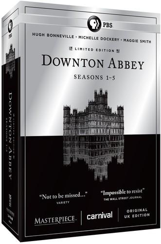 Masterpiece: Downton Abbey Seasons 1-5