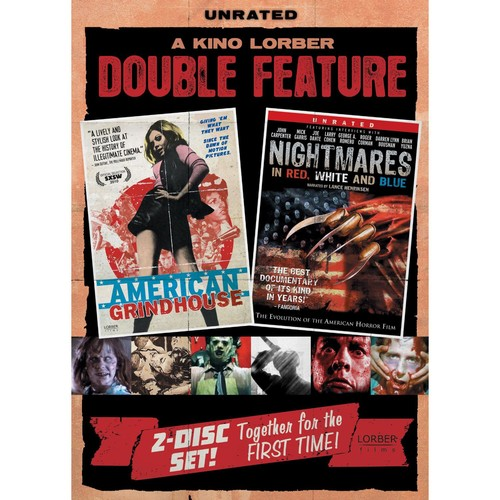 American Grindhouse/Nightmares In Red White & Blue - American Grindhouse/Nightmares In Red White & Blue
