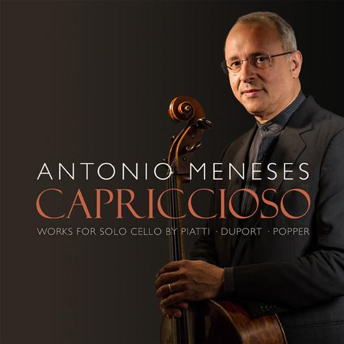 Capriccioso: Works for Solo Cello
