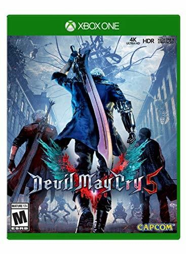 Xb1 Devil May Cry 5 - Devil May Cry 5 for Xbox One
