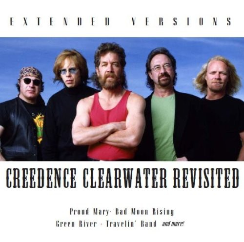 Creedence Clearwater Revisited - Extended Versions