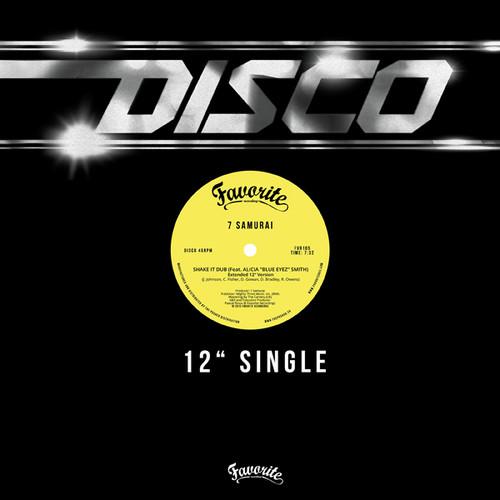 Shake It Up /  Cosmic Jam