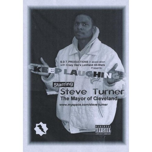Keep Laughing-The Stand-Up of Steve Turner