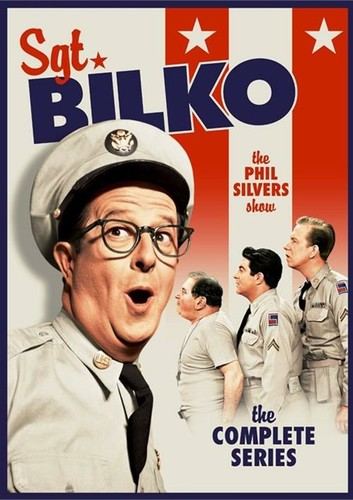 Sgt. Bilko: The Phil Silvers Show: The Complete Series