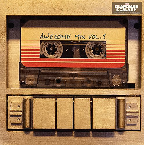 Vol. 1-Guardians of the Galaxy: Awesome Mix [Import]