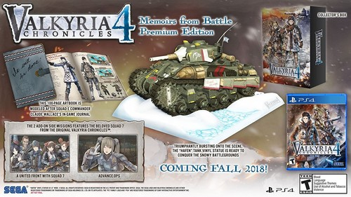 Ps4 Valkyria Chronicles 4: Memoirs From Battle - Valkyria Chronicles 4: Memoirs From Battle - Pe