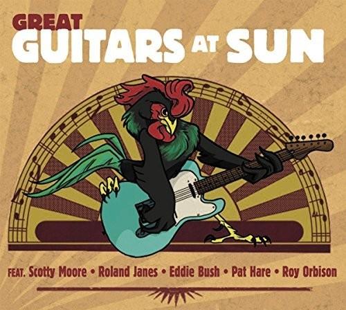 Great Guitars At Sun /  Various