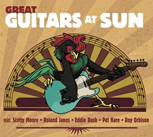 Great Guitars At Sun /  Various