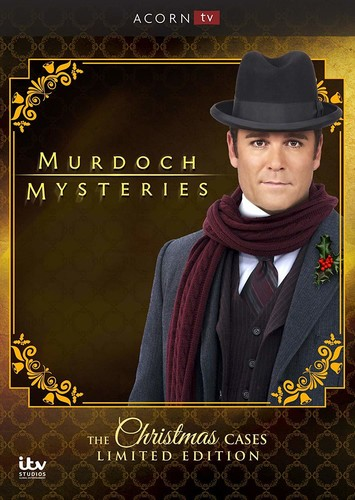 Murdoch Mysteries: Christmas Cases Collection