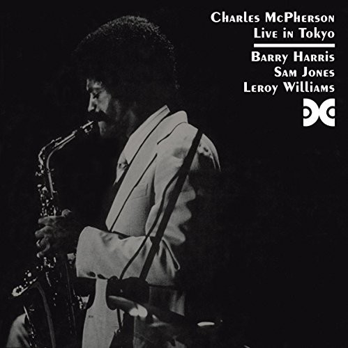 Charles Mcpherson - Live In Tokyo