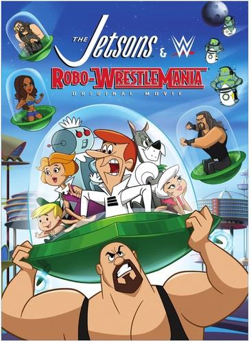 Jetsons and WWE: Robo-Wrestlemania