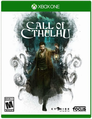 - Call of Cthulhu for Xbox One