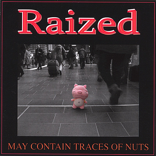 May Contain Traces of Nuts