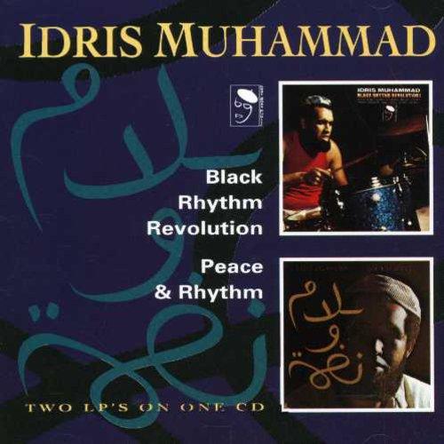 Black Rhythm Revolution/ Peace & Rhythm [Import]