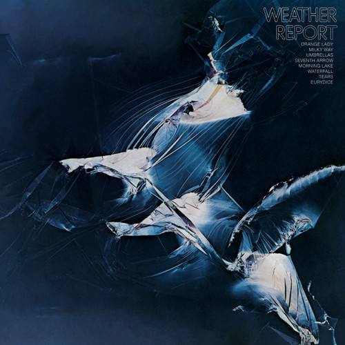 Weather Report - Weather Report [Limited Edition Translucent Blue LP]