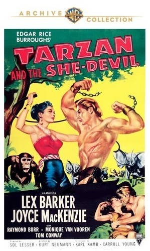 Tarzan and the She-Devil