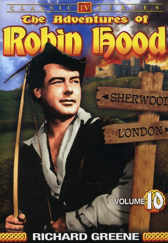 The Adventures of Robin Hood: Volume 9