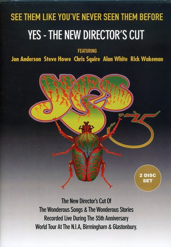 Yes: The Wonderous Songs & the Wonderous Stories: The New Director's Cut