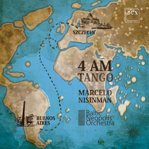 Marcelo Nisinman - 4 Am Tango