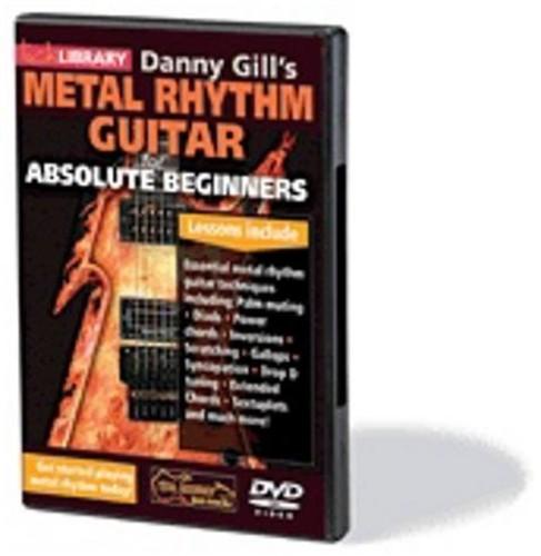Absolute Beginner Metal Rhythm Guitar