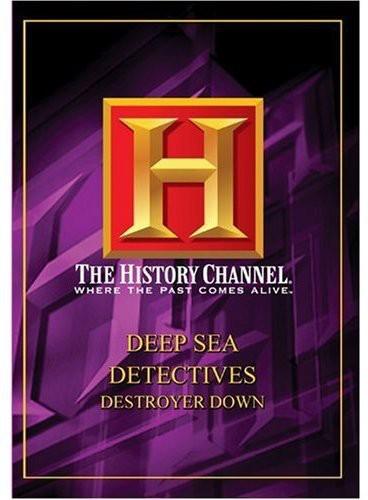 Deep Sea Detectives: Destroyer Down!