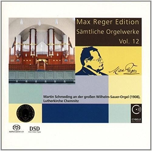 Complete Organ Works 12