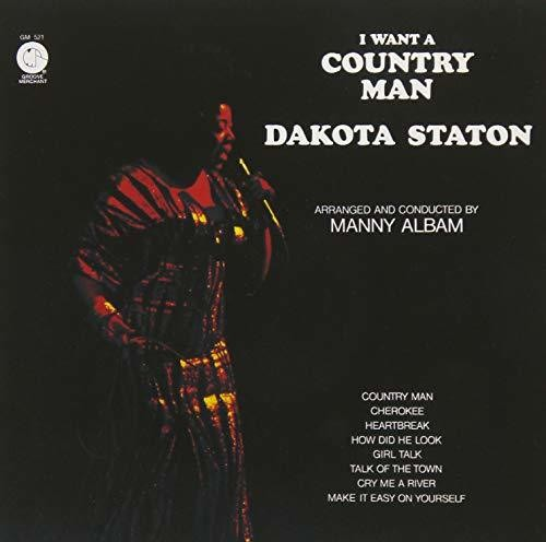Dakota Staton - I Want A Country Man [Remastered] (Jpn)
