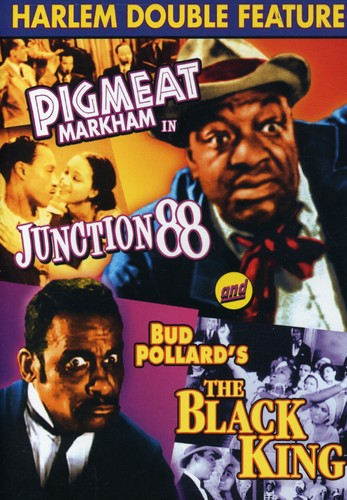 Junction 88 /  The Black King: Double Feature