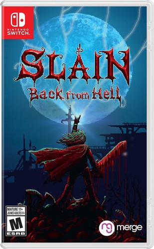 - Slain: Back to Hell for Nintendo Switch