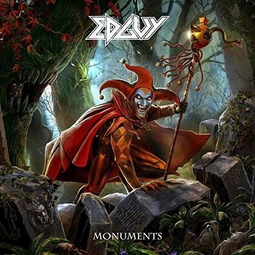Edguy - Monuments [w/DVD]