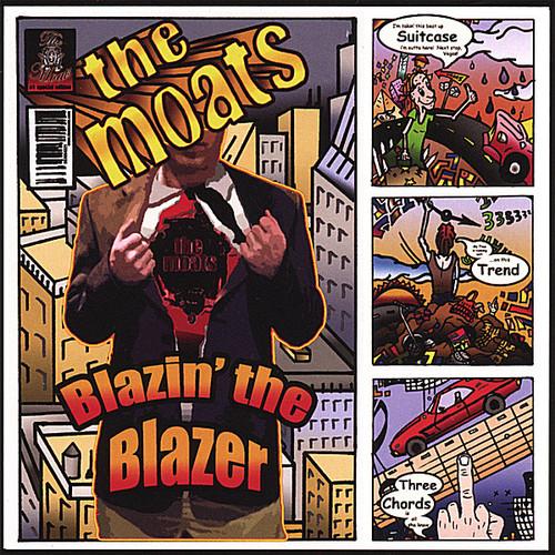 Blazin' the Blazer