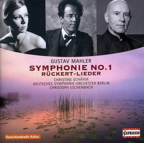 Christoph Eschenbach - Symphonies 1 / Ruckert Songs