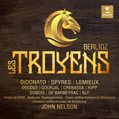 John Nelson - Berlioz: Les Troyens
