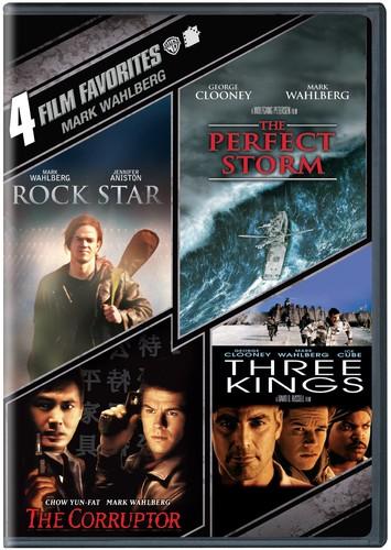 4 Film Favorites: Mark Wahlberg