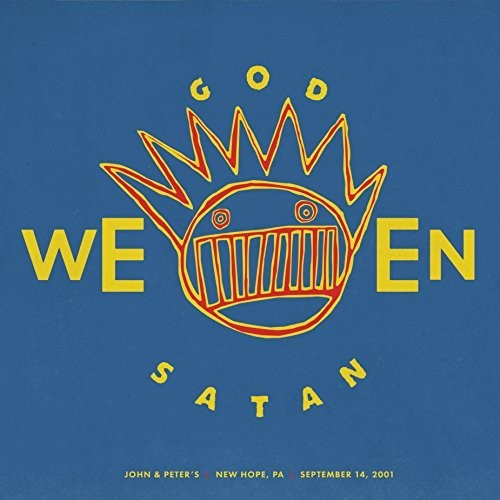 GODWEENSATAN: Live