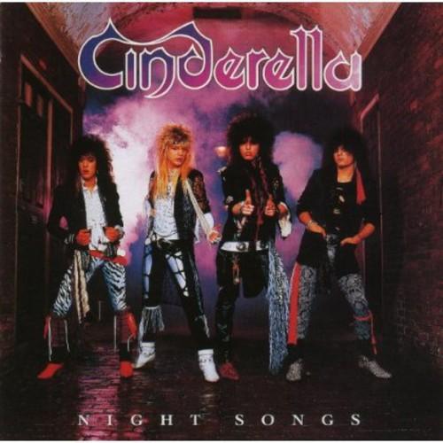 Cinderella - Night Songs (Shm-Cd) [Import]
