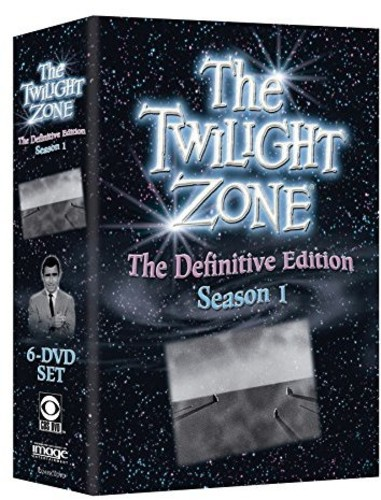 The Twilight Zone: Complete First Season (Definitive Edition)