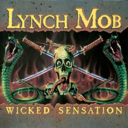 Lynch Mob - Wicked Sensation: Remastered [Import]