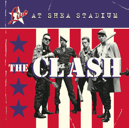 The Clash - Live At Shea Stadium [LP]