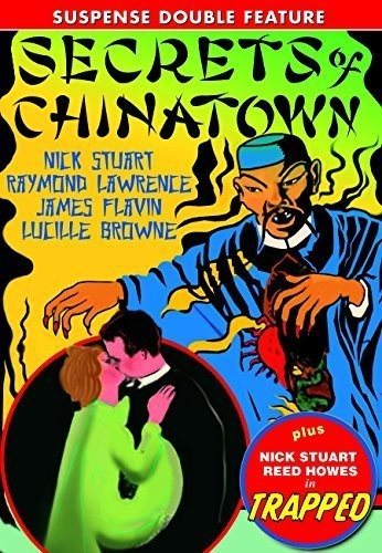 Secrets of Chinatown (1935) /  Framed (1931)