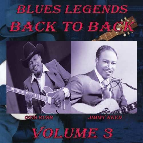 Blues Legends Back To Back, Vol. 3