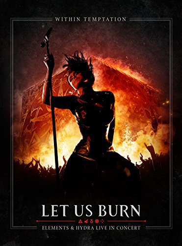 Within Temptation - Let Us Burn: Elements & Hydra Live In Concert [Import]
