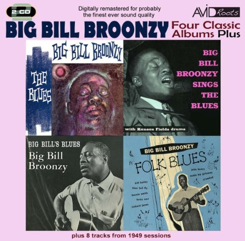 Big Bill's Blues /  Sings The Blues