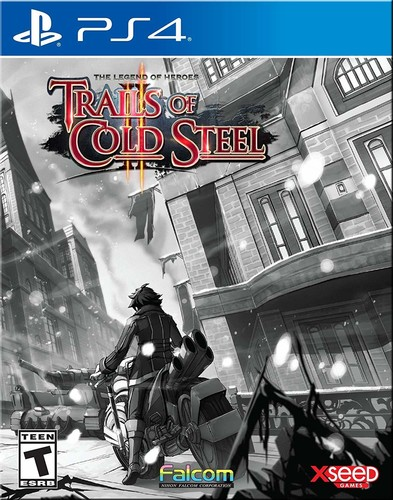 - Legend Of Heroes: Trials Of Cold Steel Ii - Relent
