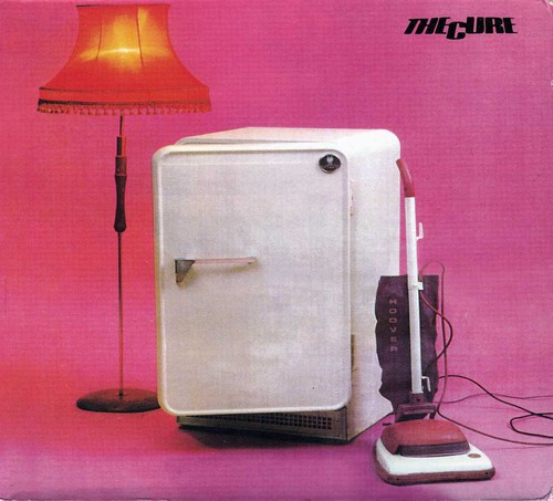The Cure-Three Imaginary Boys