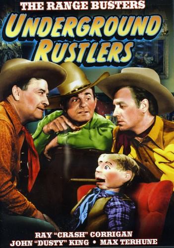 Range Busters: Underground Rustlers