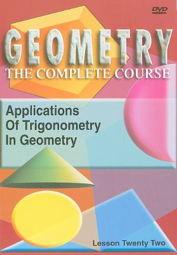 Applications of Trigonometry in Geometry